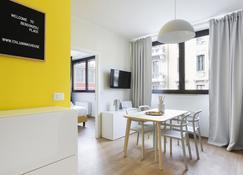 Italianway - Bergonzoli - Milan - Dining room