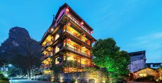 Yangshuo Mountain Nest Boutique Hotel - Yangshuo - Toà nhà