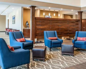 Comfort Suites - Rensselaer - Lounge
