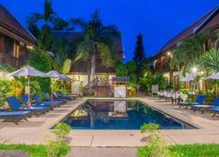 Muangthong Hotel - Luang Prabang - Pool