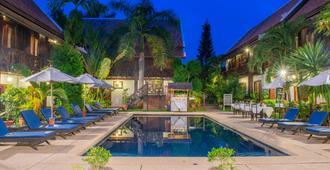Muangthong Hotel - Luang Prabang - Πισίνα