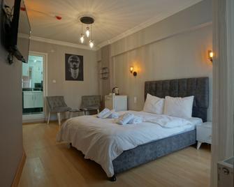Zion Home Butik Otel - İstanbul - Yatak Odası