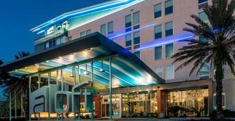 Aloft Jacksonville Airport - Jacksonville - Bygning