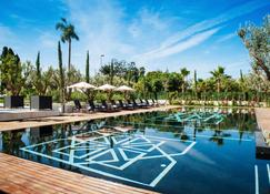 Villa Diyafa Boutique Hotel & Spa - Rabat - Pool