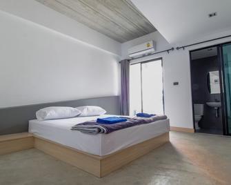 Bed-room at Suvarnabhumi Airport - Bang Sao Thong - Slaapkamer