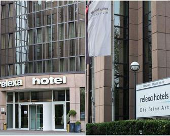 relexa hotel Airport Düsseldorf/Ratingen - Ratingen - Gebäude
