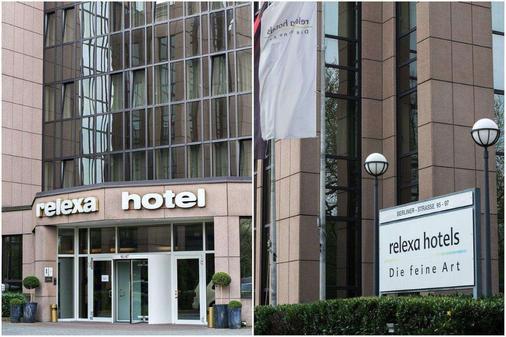 relexa hotel Airport Düsseldorf/Ratingen - Ratingen - Rakennus