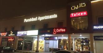 Taleen Alsahafa Hotel Apartments - ריאד