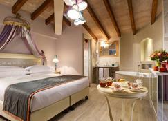 Hotel Ville Sull'arno - Florencia - Habitación