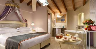 Hotel Ville Sull'arno - Florence - Bedroom