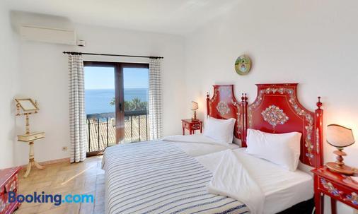 阿爾加塞科公園公寓式酒店 - Praia do Carvoeiro - 臥室