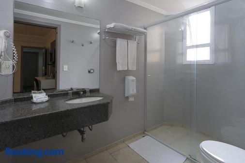 Hotel Valerim Florianópolis - Florianopolis - Bathroom