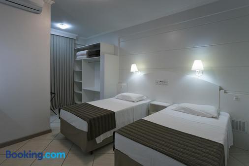 Hotel Valerim Florianópolis - Florianopolis - Bedroom