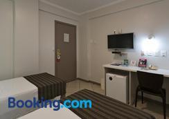 Hotel Valerim Florianópolis - Florianopolis - Phòng ngủ