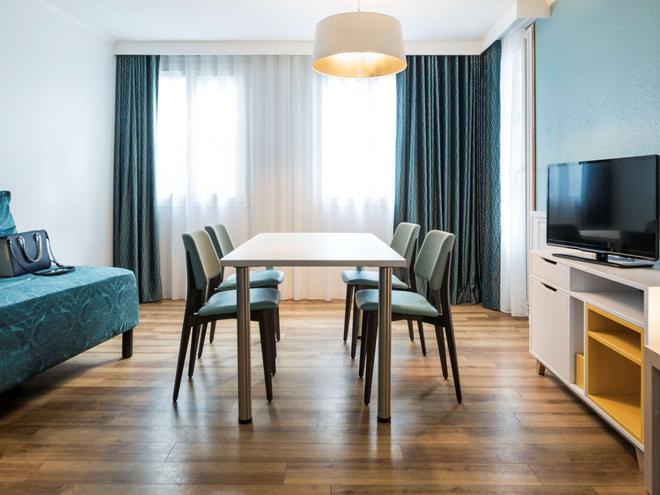 阿達吉奧漫步巴黎蒙馬特公寓酒店 - 巴黎 - 巴黎 - 浴室