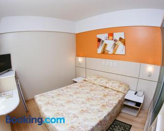 Hotel Metropolitan - Canoas - Slaapkamer