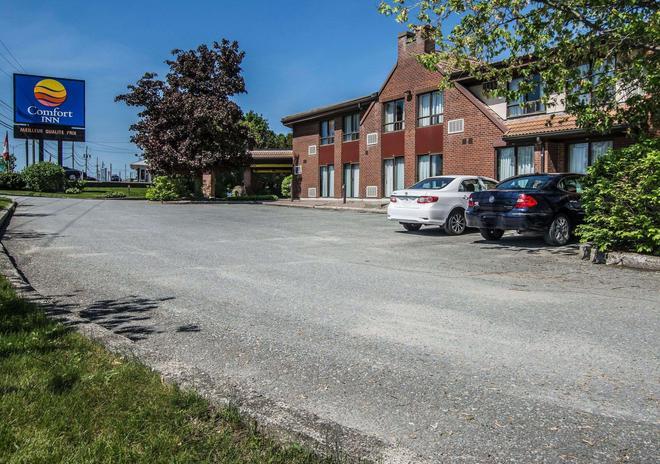 Comfort Inn - Sherbrooke - Rakennus