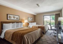 Comfort Inn - Sherbrooke - Bedroom