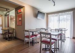 Comfort Inn - Sherbrooke - Ravintola