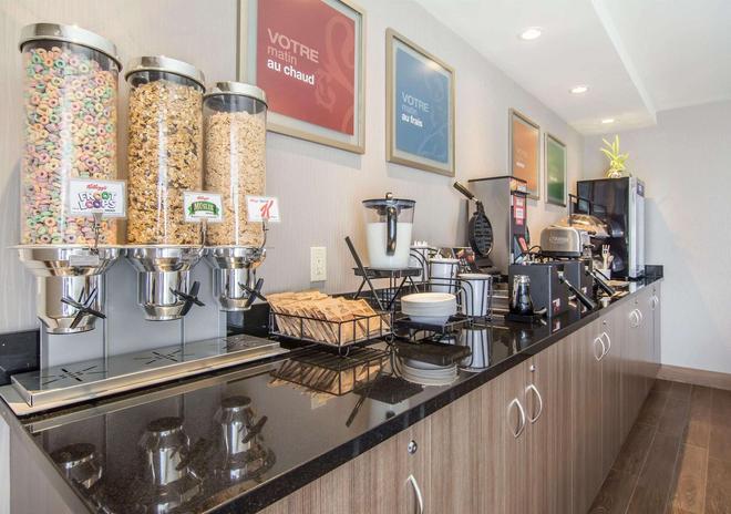 Comfort Inn - Sherbrooke - Buffet