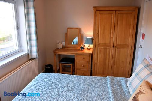Lochview House - Fort William - Bedroom