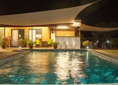 Angaston Vineyards Motel - Angaston - Pool