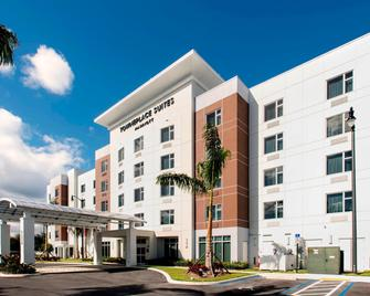 TownePlace Suites by Marriott Miami Homestead - Homestead - Gebäude