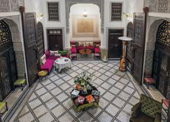Le Grand Alcazar - Fez - Lobby