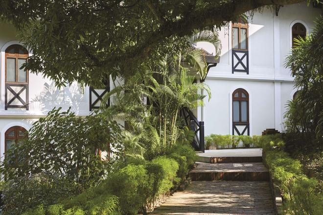 普瓦瑯勃拉邦貝爾蒙公寓酒店 - 龍坡邦 - 龍坡邦 - 室外景