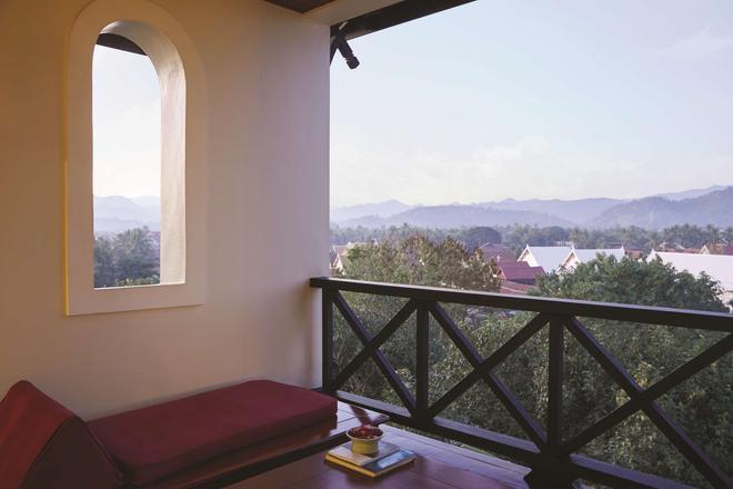 普瓦瑯勃拉邦貝爾蒙公寓酒店 - 龍坡邦 - 龍坡邦 - 陽台