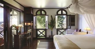 La Résidence Phou Vao, A Belmond Hotel, Luang Prabang - Luang Prabang - Schlafzimmer