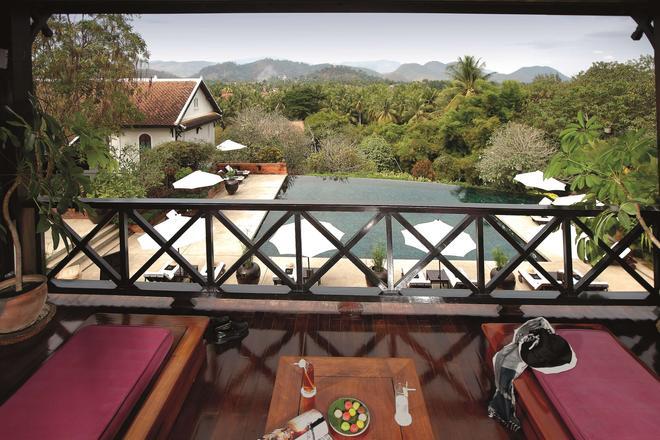 普瓦瑯勃拉邦貝爾蒙公寓酒店 - 龍坡邦 - 龍坡邦 - 臥室