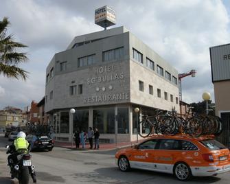 Hotel Sg - Bullas - Gebäude