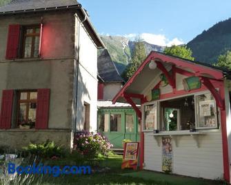 Chateau De La Muzelle - Les Deux-Alpes - Building