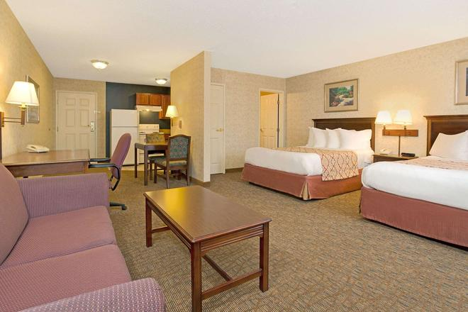 Hawthorn Suites by Wyndham Cincinnati - Cincinnati - Bedroom