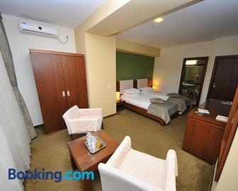 Hotel Royale - Galați - Slaapkamer