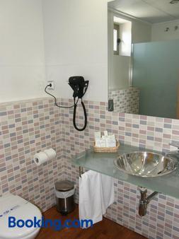 Hotel Universidad - Albacete - Bathroom