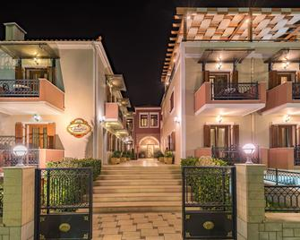 Theofilos Paradise Boutique Hotel - Митілена - Будівля
