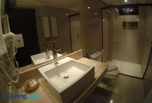 Hospedaria Gaúcha - Canela - Bathroom