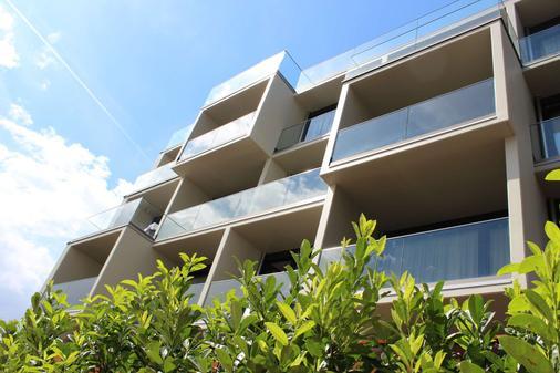 Suytes 商務一室公寓酒店 - 海德堡 - 海德堡 - 建築