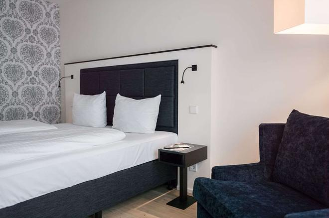 Suytes - Heidelberg - Phòng ngủ