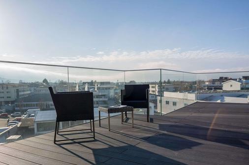 Suytes 商務一室公寓酒店 - 海德堡 - 海德堡 - 陽台