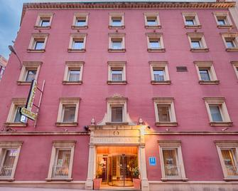 Hotel Cervantes - Лінарес - Building