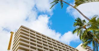 Ambassador Hotel Waikiki - Honolulu - Vista del exterior