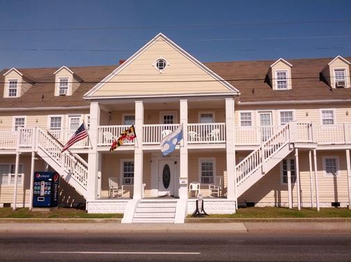 Ocean Lodge Hotel - Ocean City - Building