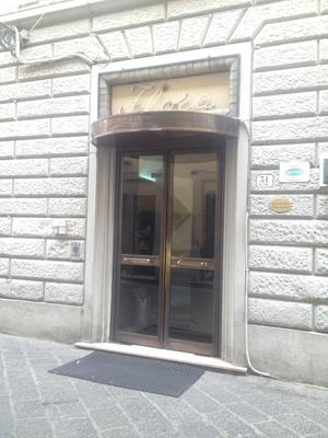 Hotel Flora - Prato - Vista del exterior