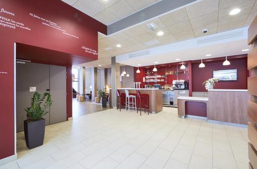 Campanile La Roche sur Yon Centre - Gare - La Roche-sur-Yon - Bar