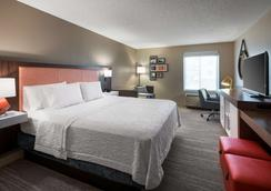 Hampton Inn Denver-West/Golden - Golden - Makuuhuone