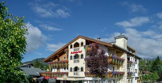 Hotel Seefelderhof - Seefeld - Bâtiment