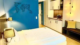 Zeitwohnhaus Suite-Hotel & Serviced Apartments - Erlangen - Bedroom